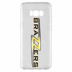 Чохол для Samsung S8+ Brazzers new