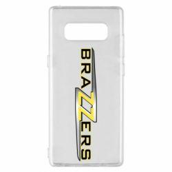 Чохол для Samsung Note 8 Brazzers new