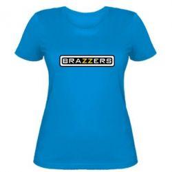 Женская футболка Brazzers - FatLine
