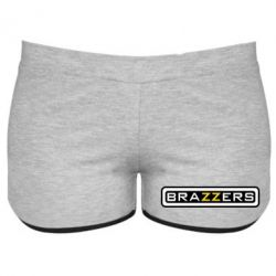 Женские шорты Brazzers - FatLine