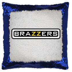 Подушка-хамелеон Brazzers
