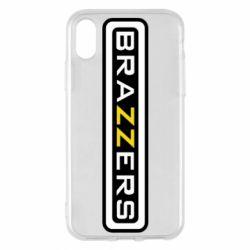 Чохол для iPhone X/Xs Brazzers