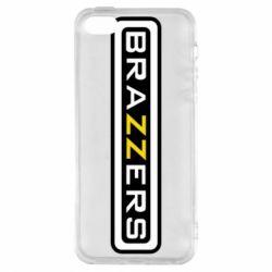 Чохол для iphone 5/5S/SE Brazzers