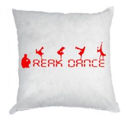 Подушка Break Dance Logo - FatLine