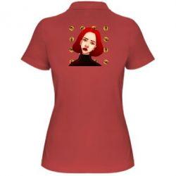 Жіноча футболка поло Breakfast