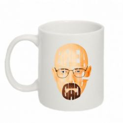 Кружка 320ml Breaking Bad Face - FatLine