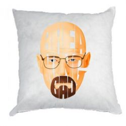 Подушка Breaking Bad Face