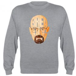 Реглан (свитшот) Breaking Bad Face - FatLine