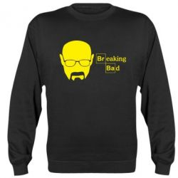 Реглан (свитшот) Breaking Bad Logo - FatLine