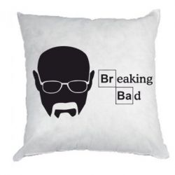 Подушка Breaking Bad Logo - FatLine
