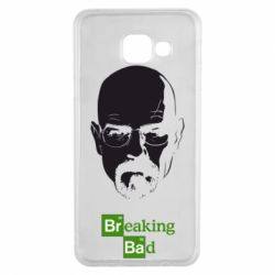 Чохол для Samsung A3 2016 Breaking Bad  (Во все тяжкие)
