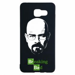 Чохол для Samsung A5 2016 Breaking Bad  (Во все тяжкие)