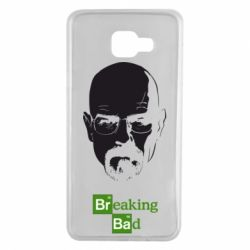Чохол для Samsung A7 2016 Breaking Bad  (Во все тяжкие)