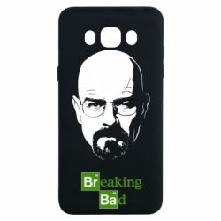 Чохол для Samsung J7 2016 Breaking Bad  (Во все тяжкие)