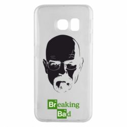 Чохол для Samsung S6 EDGE Breaking Bad  (Во все тяжкие)