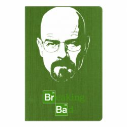 Блокнот А5 Breaking Bad  (Во все тяжкие)