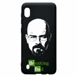 Чохол для Samsung A10 Breaking Bad  (Во все тяжкие)