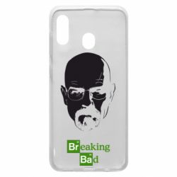 Чохол для Samsung A20 Breaking Bad  (Во все тяжкие)