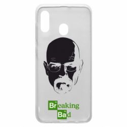 Чохол для Samsung A30 Breaking Bad  (Во все тяжкие)