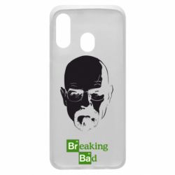 Чохол для Samsung A40 Breaking Bad  (Во все тяжкие)
