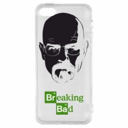 Чохол для iphone 5/5S/SE Breaking Bad  (Во все тяжкие)