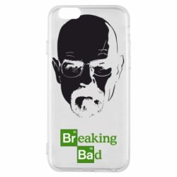 Чохол для iPhone 6/6S Breaking Bad  (Во все тяжкие)