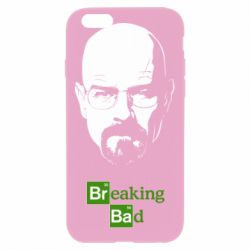 Чохол для iPhone 6 Plus/6S Plus Breaking Bad  (Во все тяжкие)