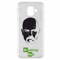 Чохол для Samsung A6 2018 Breaking Bad  (Во все тяжкие)