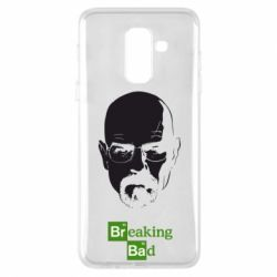 Чохол для Samsung A6+ 2018 Breaking Bad  (Во все тяжкие)