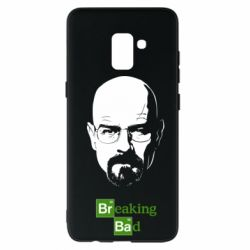 Чохол для Samsung A8+ 2018 Breaking Bad  (Во все тяжкие)