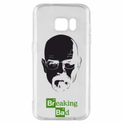 Чохол для Samsung S7 Breaking Bad  (Во все тяжкие)
