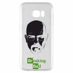 Чохол для Samsung S7 EDGE Breaking Bad  (Во все тяжкие)