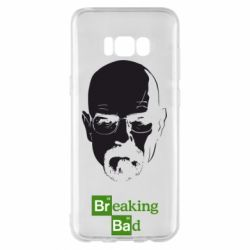 Чохол для Samsung S8+ Breaking Bad  (Во все тяжкие)