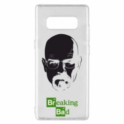 Чохол для Samsung Note 8 Breaking Bad  (Во все тяжкие)