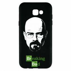 Чохол для Samsung A7 2017 Breaking Bad  (Во все тяжкие)