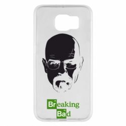 Чохол для Samsung S6 Breaking Bad  (Во все тяжкие)