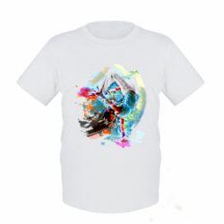 Детская футболка Брэйк Арт