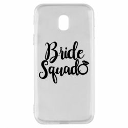 Чохол для Samsung J3 2017 Bride Squad