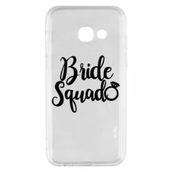 Чохол для Samsung A3 2017 Bride Squad