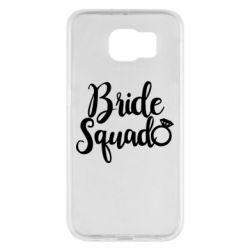 Чохол для Samsung S6 Bride Squad