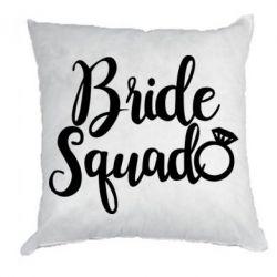 Подушка Bride Squad