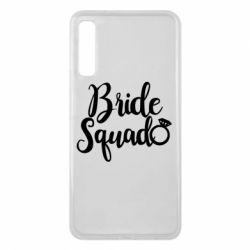 Чохол для Samsung A7 2018 Bride Squad