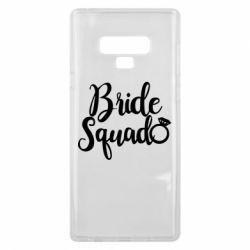 Чохол для Samsung Note 9 Bride Squad