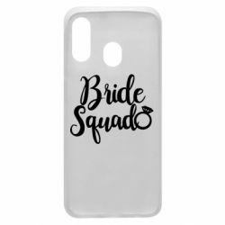 Чохол для Samsung A40 Bride Squad