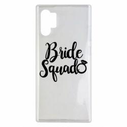 Чохол для Samsung Note 10 Plus Bride Squad