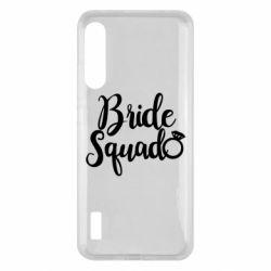 Чохол для Xiaomi Mi A3 Bride Squad