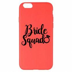 Чохол для iPhone 6 Plus/6S Plus Bride Squad