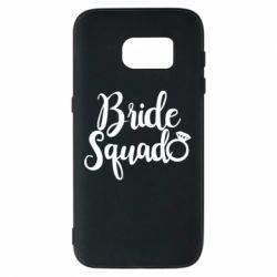 Чохол для Samsung S7 Bride Squad