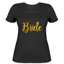 Жіноча футболка Bride
