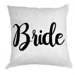 Подушка Bride